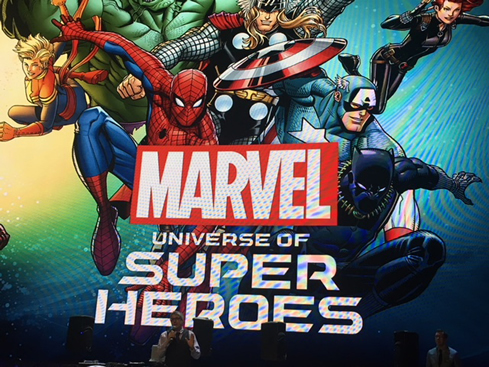 Marvel-Universe of Suoerheroes